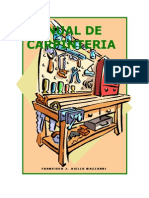 Manual de Carpinteria