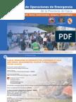 Plan de Operaciones de Emergencias de la Provincia de Calca