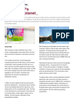 PDF the Three Ps for a Blue Planet