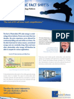 PVPT Fact Sheet Competitiveness