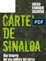 Libro El Cartel de Sinaloa