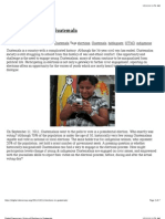 Digital Democracy | Voice of Elections in Guatemala