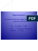 des Magnetic As, Electrica e Espectroscopicas 20081