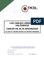 Cables Libres de Halogenos
