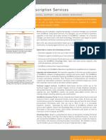 Subscription Services Datasheet 2004 (1)