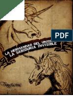 La Hermandad del Unicornio. La sabiduría invisible