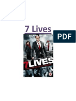 7 Lives Poster Analysis