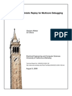 Gautam Altekar and Ion Stoica- Output-Deterministic Replay for Multicore Debugging