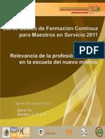 Actividades y Productos 2011