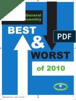 Best Worst 2010