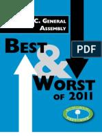 Best Worst 2011