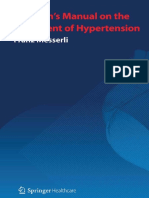 Clinician%E2%80%99s Manual Treatment of Hypertension