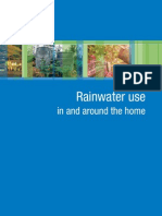Australia; Rainwater Use in and Around the Home - Victorian Government