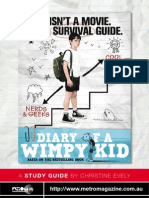 Diary of a Wimpy Kid_activities