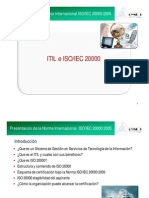 Norma ISO 20000 [Modo de ad