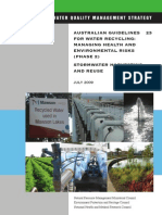 Australian Guidelines for Water Recycling