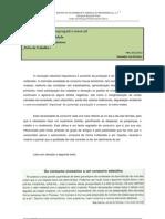 Ficha de Tabalho 1 - Publicidade e Consumismo