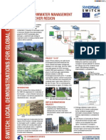 Germany; Emscher River Restoration Project - Sustainable Water Management