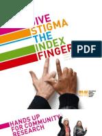 CORE READING 4 Give Stigma the Index Finger