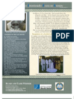November 2011 E-newsletter
