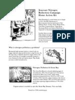 New Hampshire; Seacoast Nitrogen Reduction Campaign Home Action Kit - New Hampshire Coastal Protection Partnership