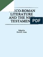 Greco Roman Literature and the New Testament David Edward Aune