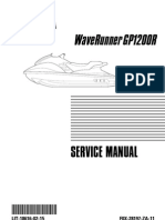 GP1200R Service Manual