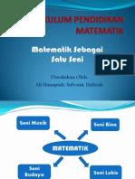 MTE 3102 (KURIKULUM PENDIDIKAN MATEMATIK) -seni