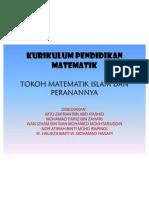 MTE 3102 (KURIKULUM PENDIDIKAN MATEMATIK) -Tokoh Matematik Islam