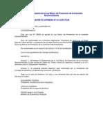 2. Ley N° 28059 - Reglamento
