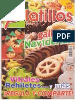 Irresistibles Platillos - Galletas Navideñas