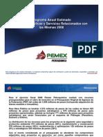 AnteProyecto de InversiónPemexPetroquimica2008