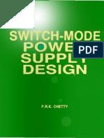 Switch-Mode Power Supply Design - P.R.K. Chetty