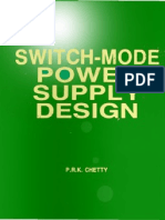 Switch-Mode Power Supply Design - P.R.K. Chetty