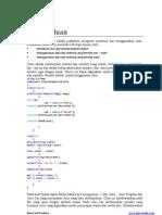 Pemrograman Berorientasi Objek Dengan Bahasa C# Part 6