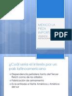 Mexico La Pieza Import Ante