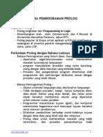 Bahasa Pemrograman Prolog
