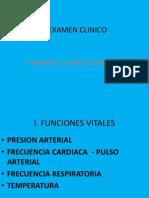 Clase 2 - Examen Clinico