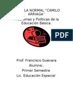 TAREA GUEVARA