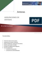 Agrupaciones de Antenas I