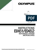 BX61 Instr Manual