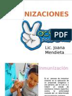 INMUNIZACIONES - lic joana