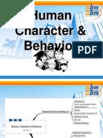 PB1MAT_01Bahan-Human Character & Behavior Pert 1