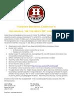 Huebert Brewing Company