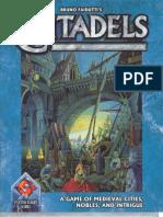 Citadels Card Game