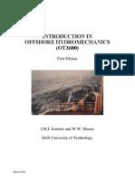Offshore Hydro Mechanics