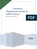 Catastro Adultos Mayores. Nacional Investigacion