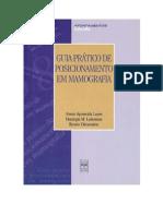Livro - Guia Prático De Posicionamento Em Mamografia