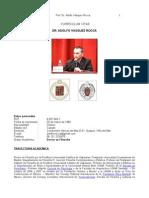 CV Prof. Dr. Adolfo Vasquez Rocca _ 2011 UNAB _ PUCV