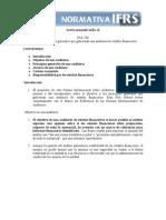 NIA 200 - Objetivo y Principios Generales Que Gobiernan Una Auditoria de Estados Financieros